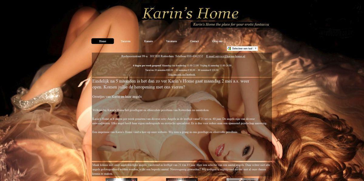 Karin's Home