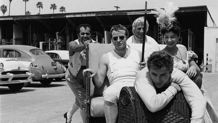 Marlon Brando en James Dean voor SMDOME