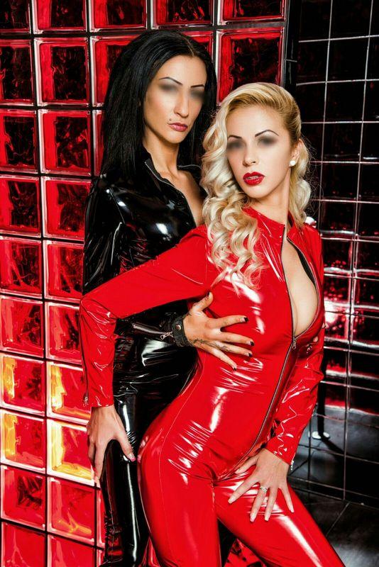 Meesteressen Michela en Jessica voor SMDOME