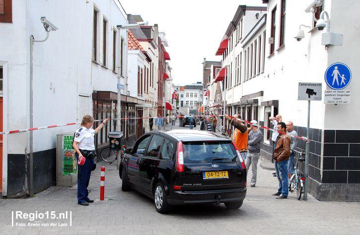 Prostitutiezone in Den Haag