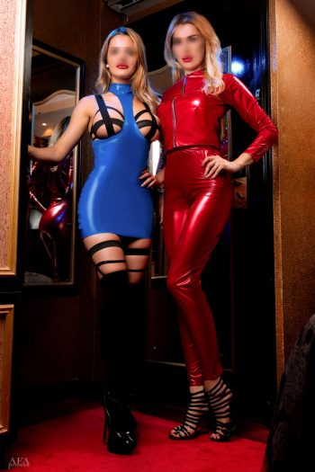Kinkygirl Alesia & Kinkygirl Carina