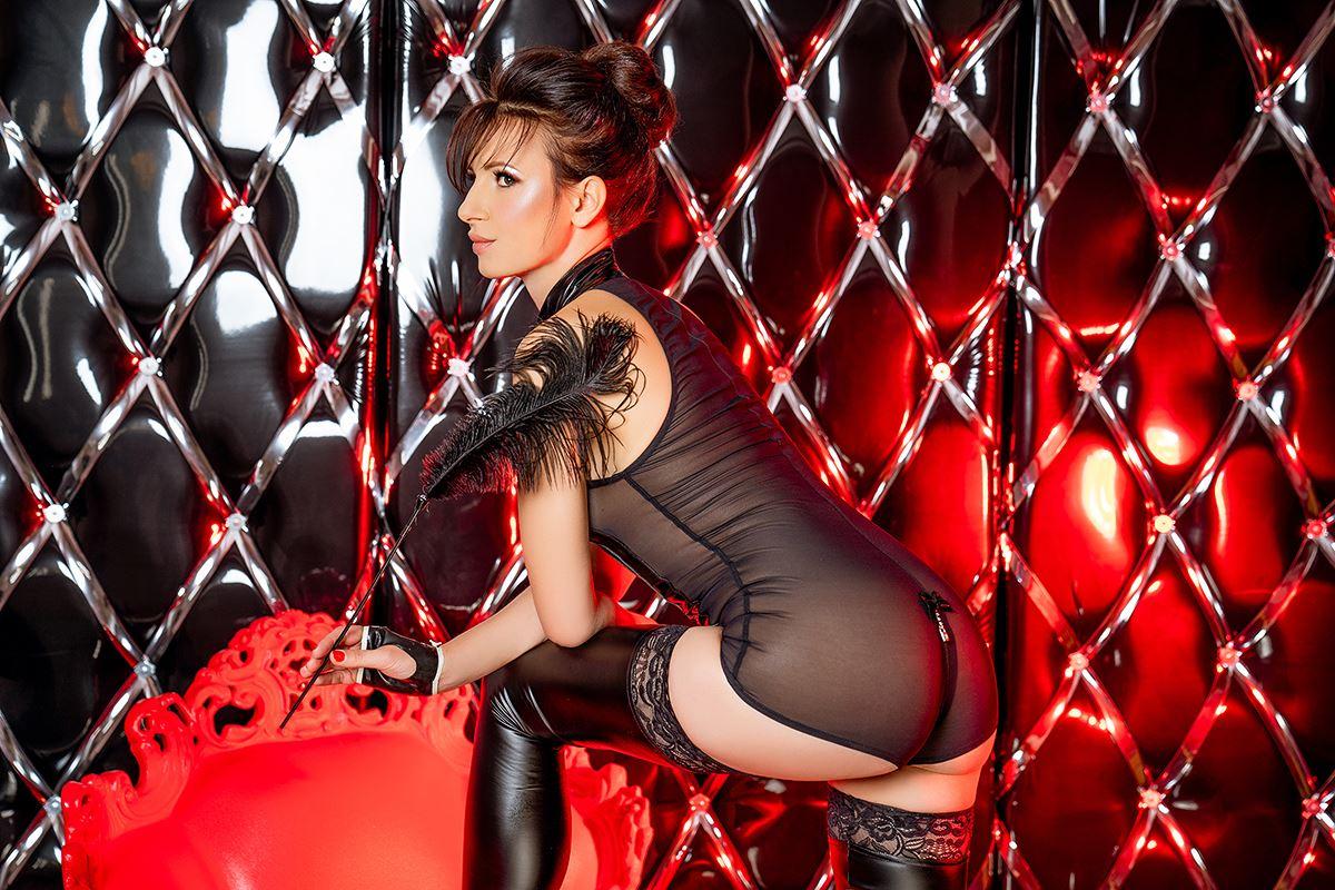 Russische Mistress Nadia